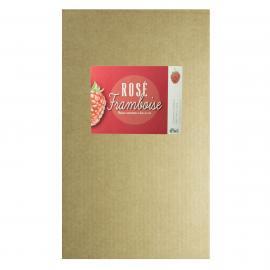 Rosé Framboise - BIB 5 Litres