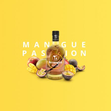 Rhum Arrangé de Ced' - Mangue Passion 70 cl